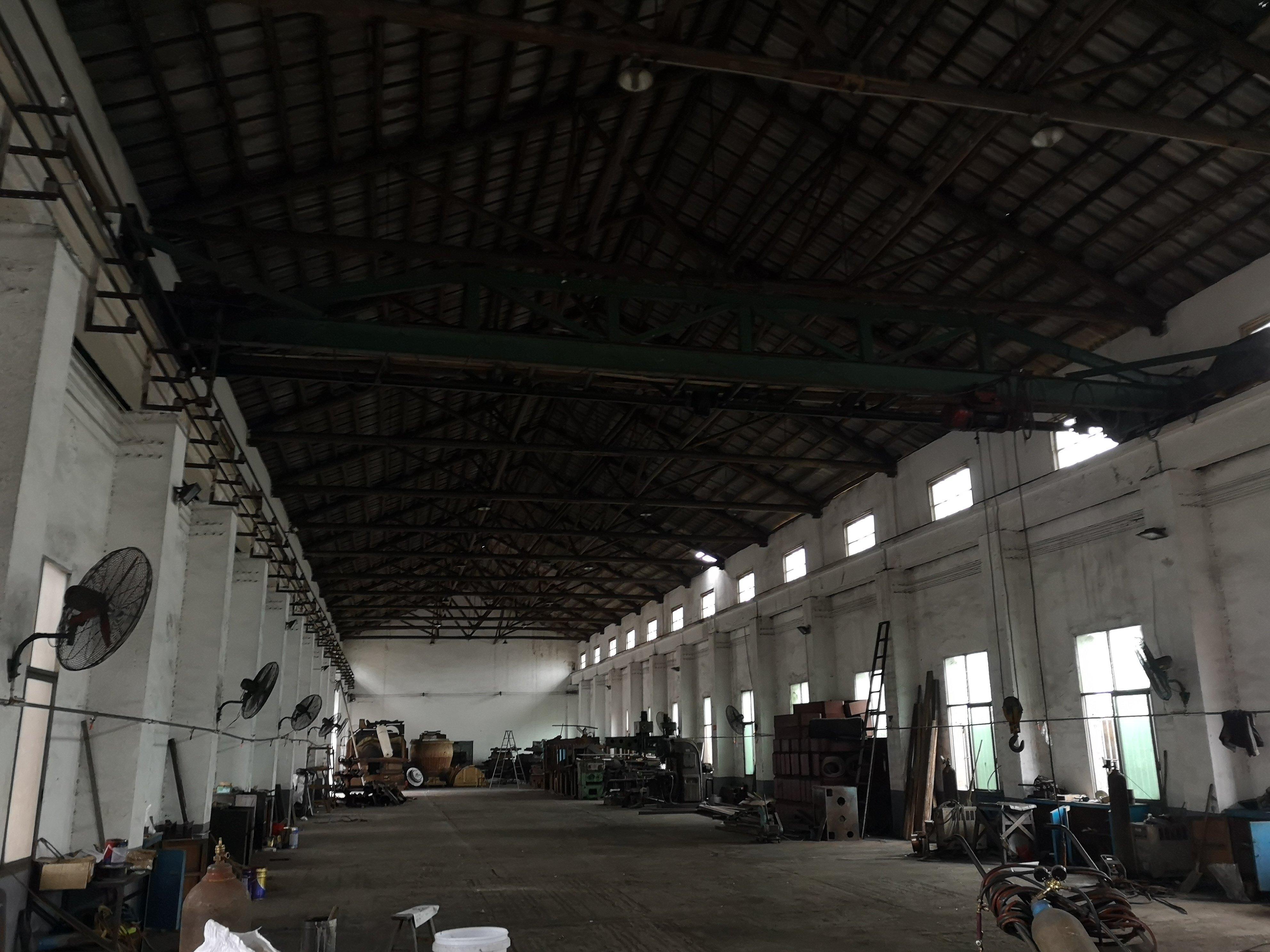 白箬铺8亩在生产带行车工业用地整体售价格1000万