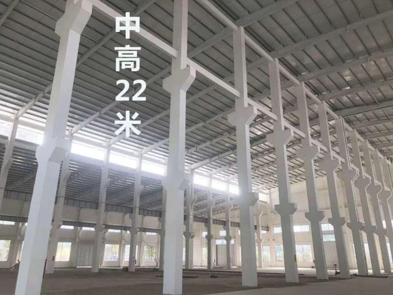 肇庆高薪区花园式厂房出租4600方,形象极佳-图3