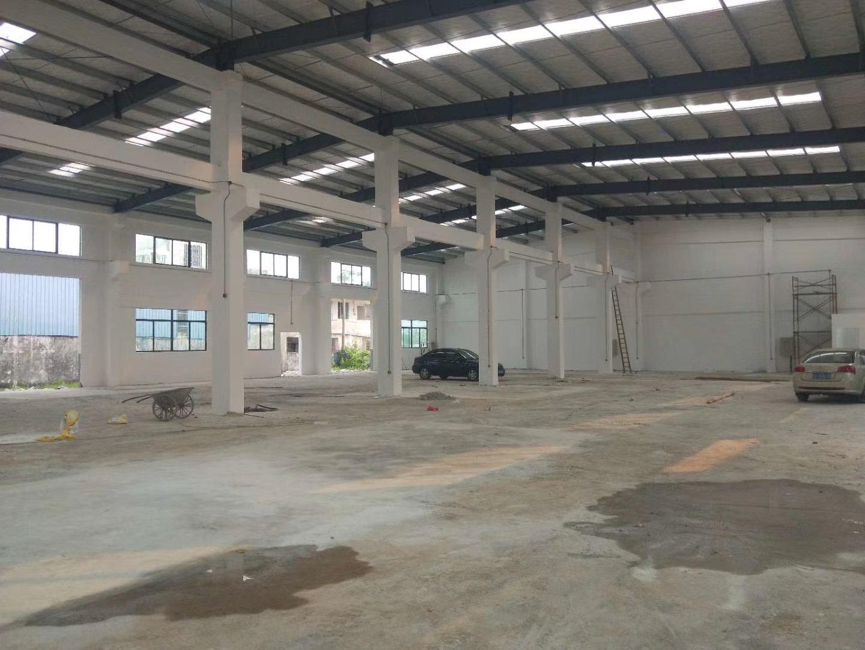 顺德勒流高速出口附近厂房1800方,新建厂房,可办环评。