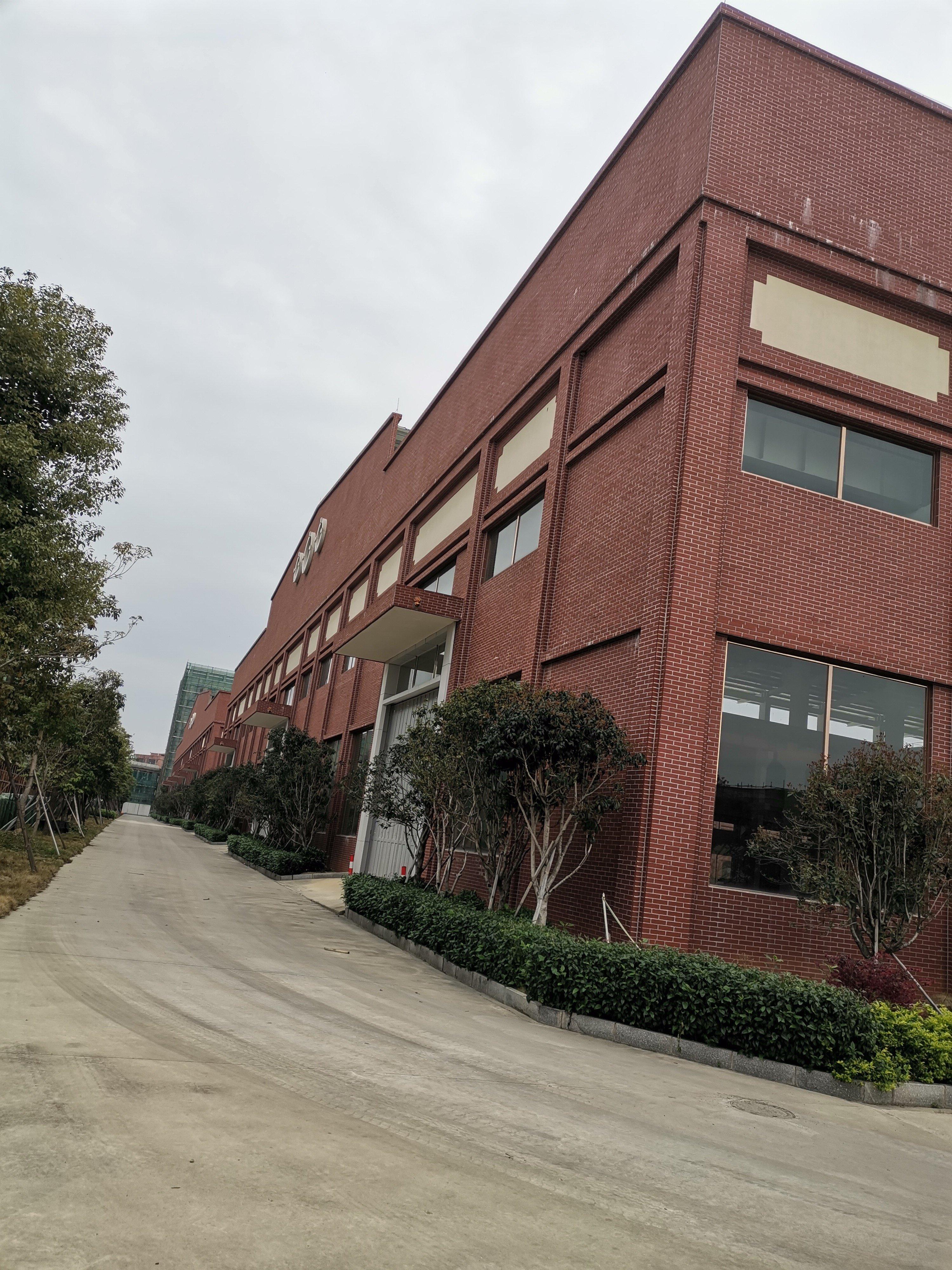肇庆高薪区花园式厂房出租4600方,形象极佳