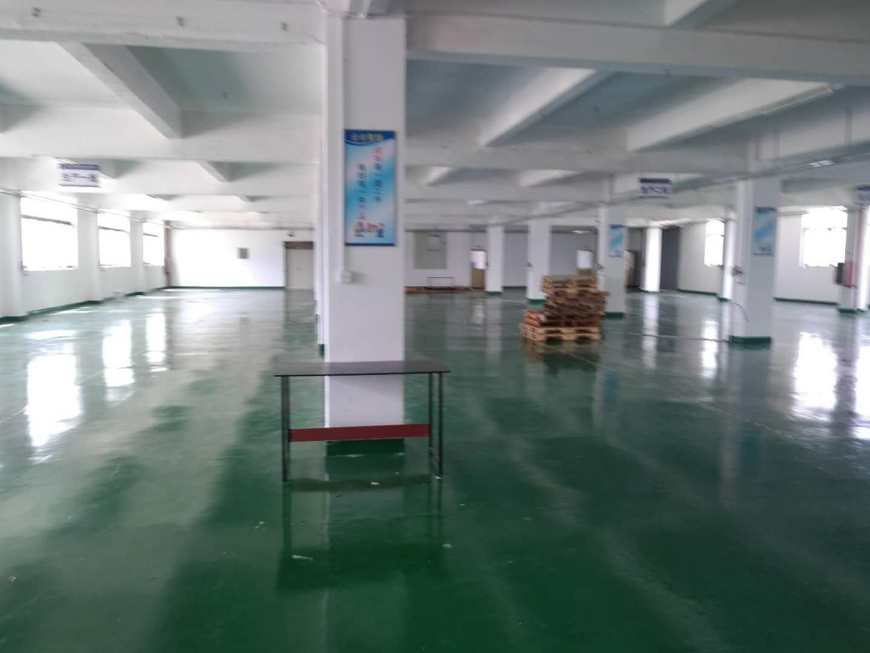 石岩应人石新出2楼带装修办公室1550平米厂房招租