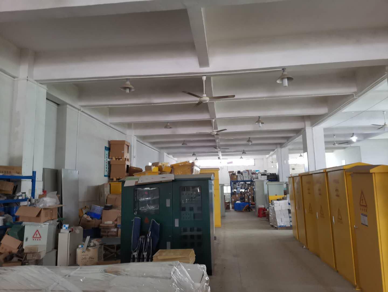 龙岗坪地新出一楼标准厂房1100㎡可做仓库出租