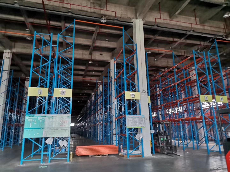 黄埔区-东区易代储物流园、现出高台仓库带消防喷琳