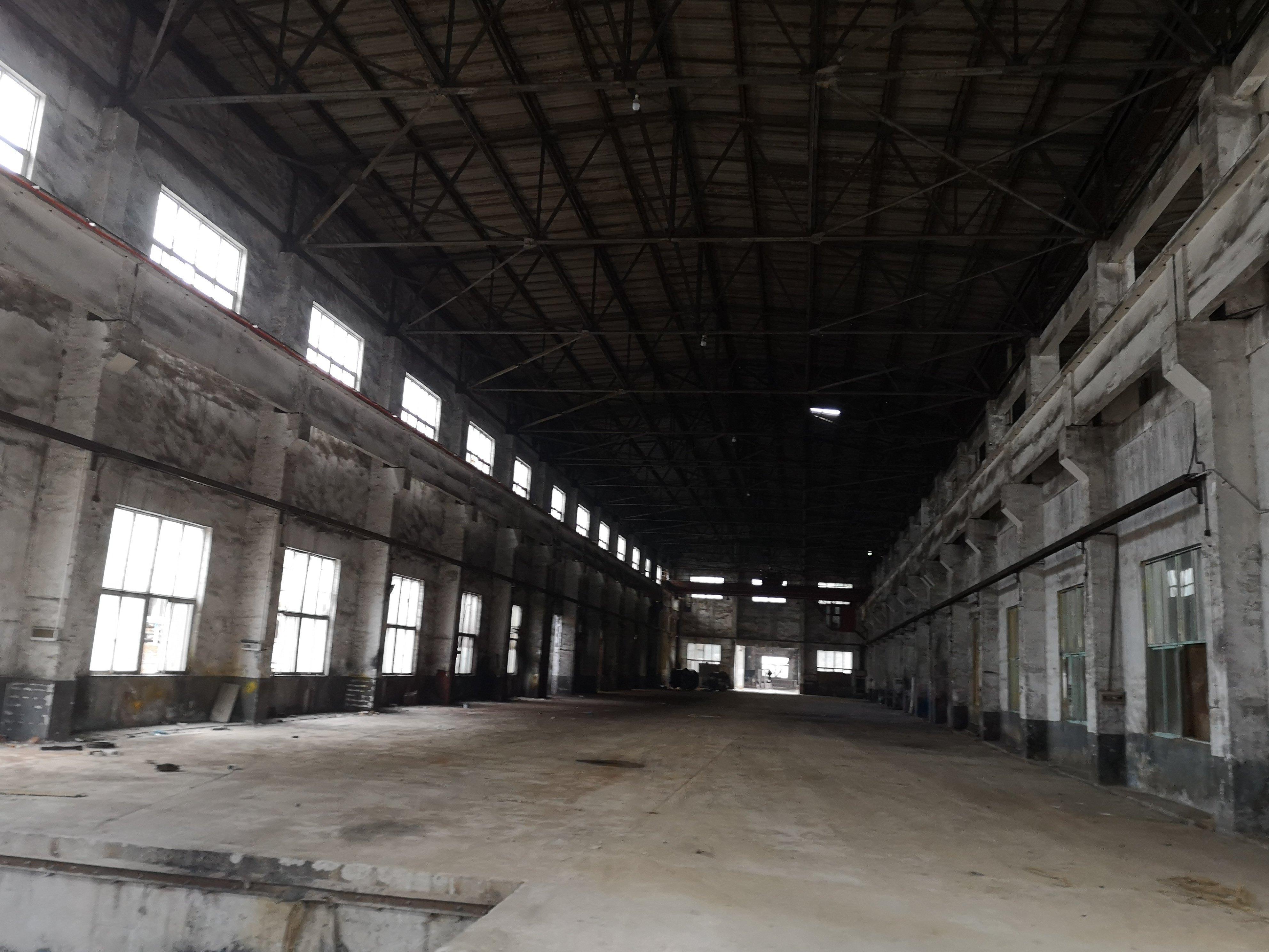 白箬铺45亩钢铁铸造旧厂整体出售