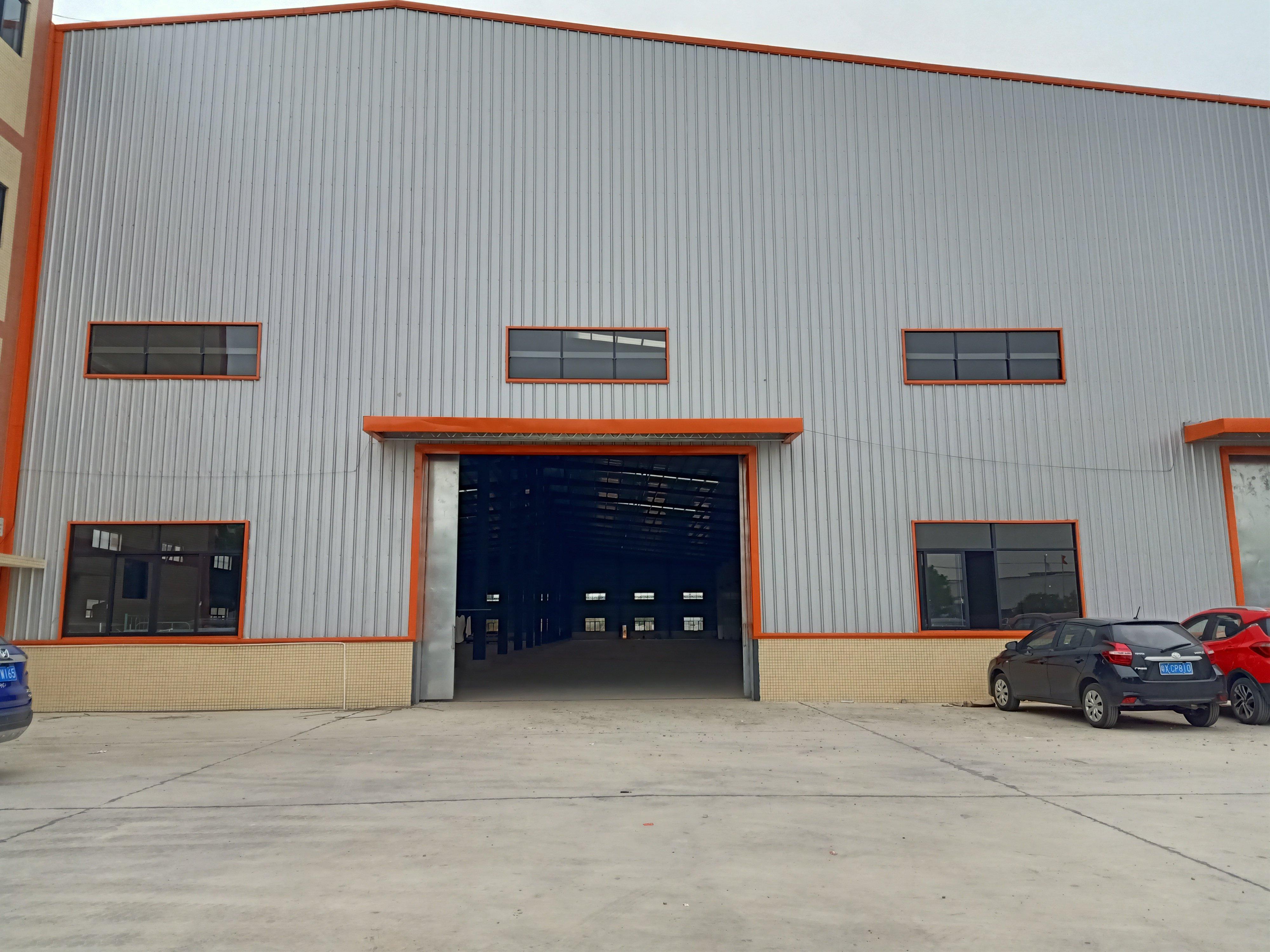 佛山狮山镇招大工业区水电齐全现成厂房出租面积共1800平