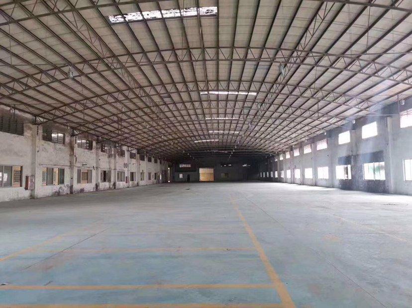 勒流大型工业区带红本单一层1500方招租。