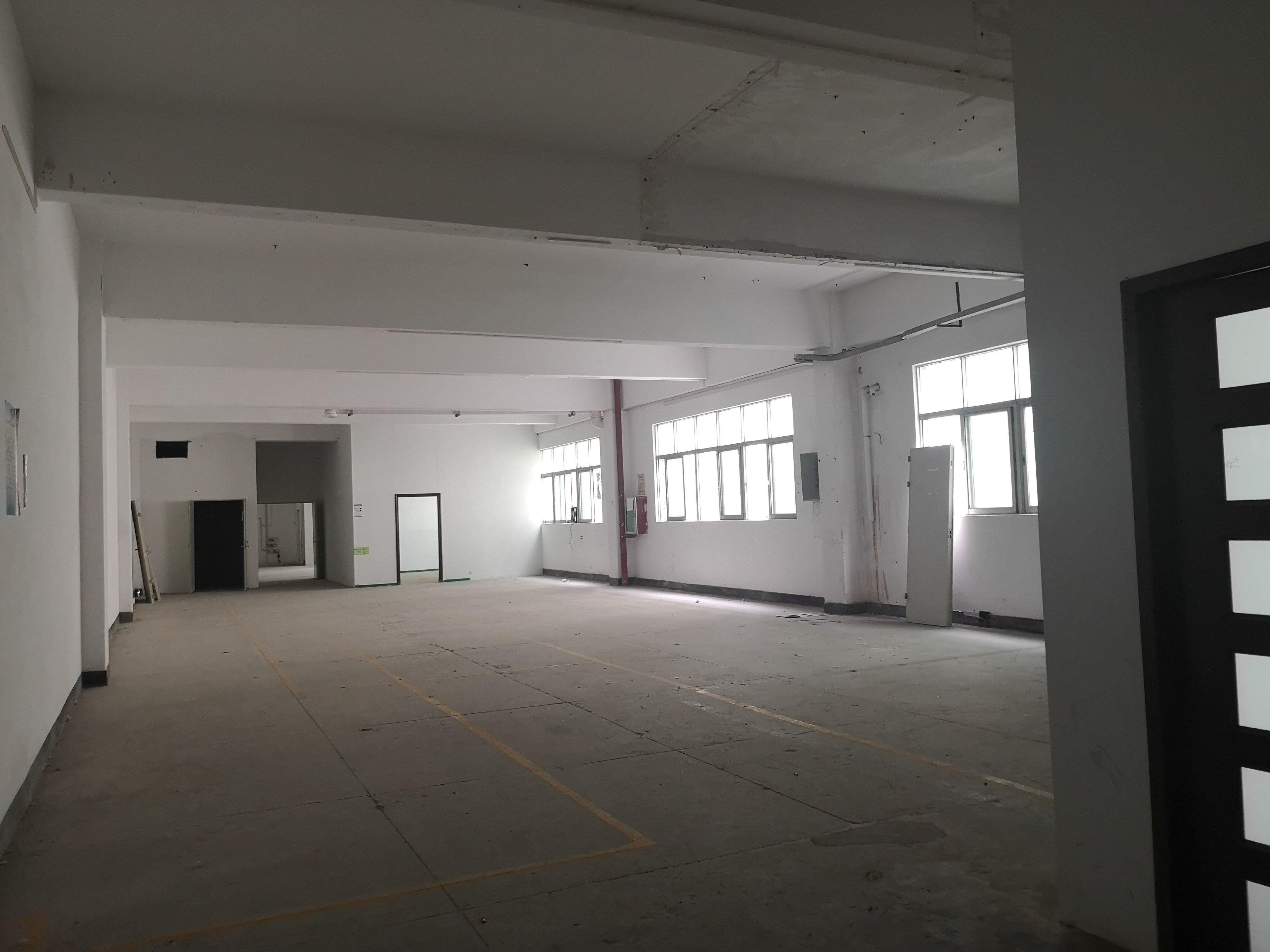 福永小面积厂房300平电子组装生产仓库电商行业