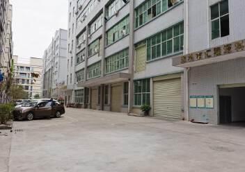 坪地低碳城工业园红本厂房分租一楼六米高厂房1900平图片2