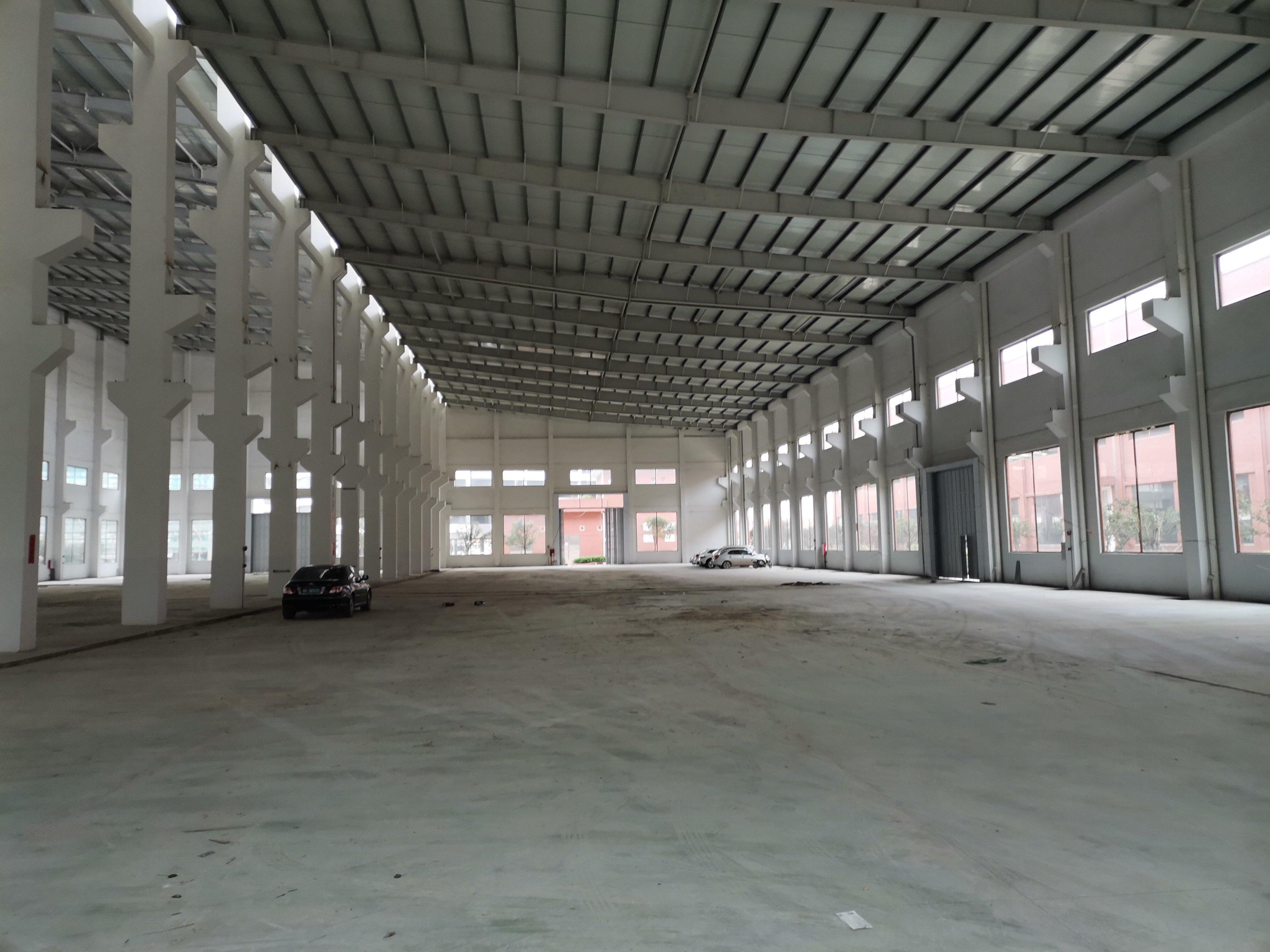 肇庆高薪区花园式厂房出租4600方,形象极佳-图6