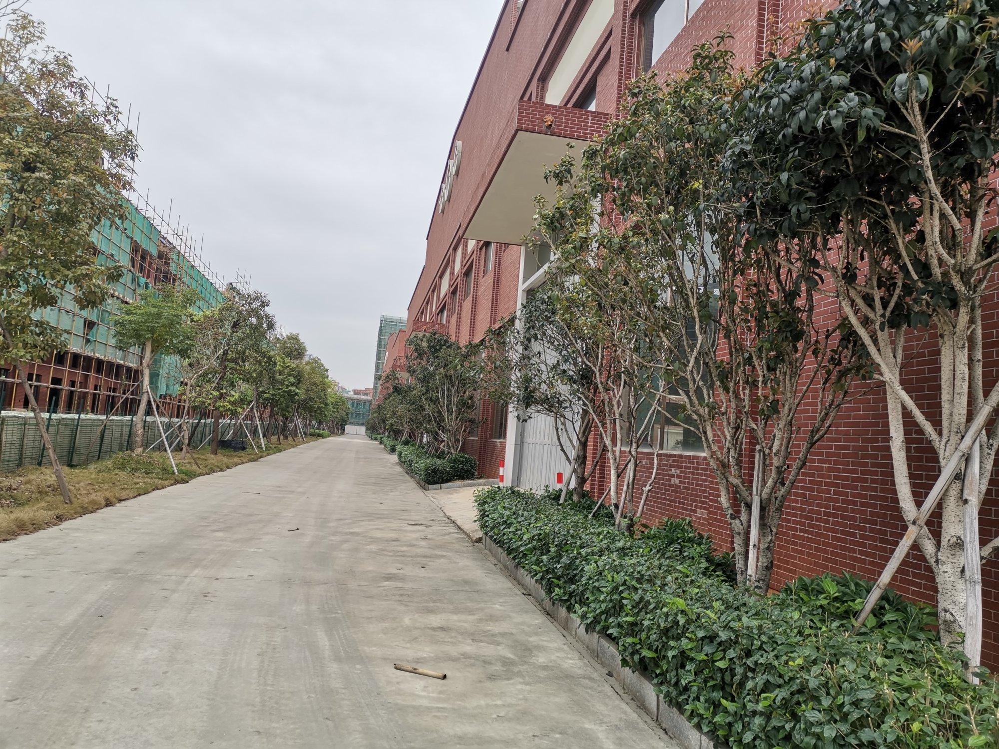 肇庆高薪区花园式厂房出租4600方,形象极佳-图2