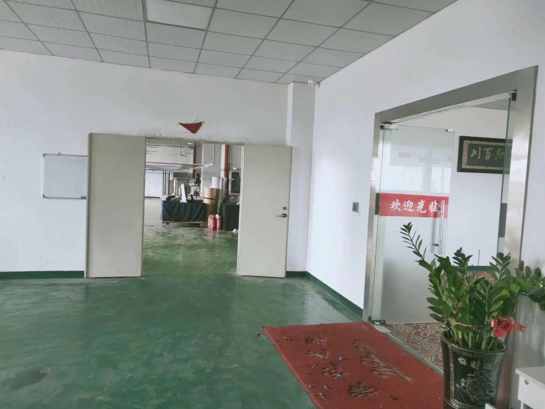 西丽麻堪原房东新出楼上带装修500平方厂房出租,免转让费