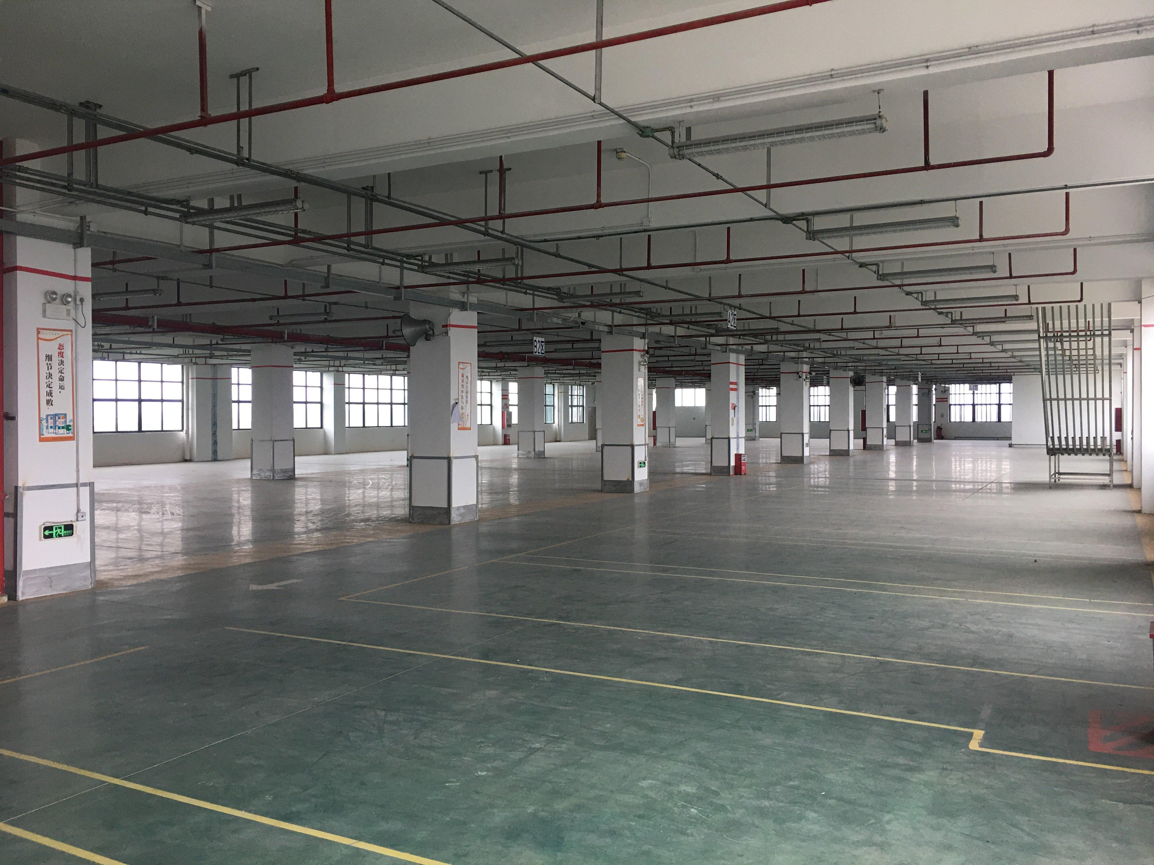 增城新塘镇广深大道新出标准厂房一二楼出租,证件齐全,可办环评-图5