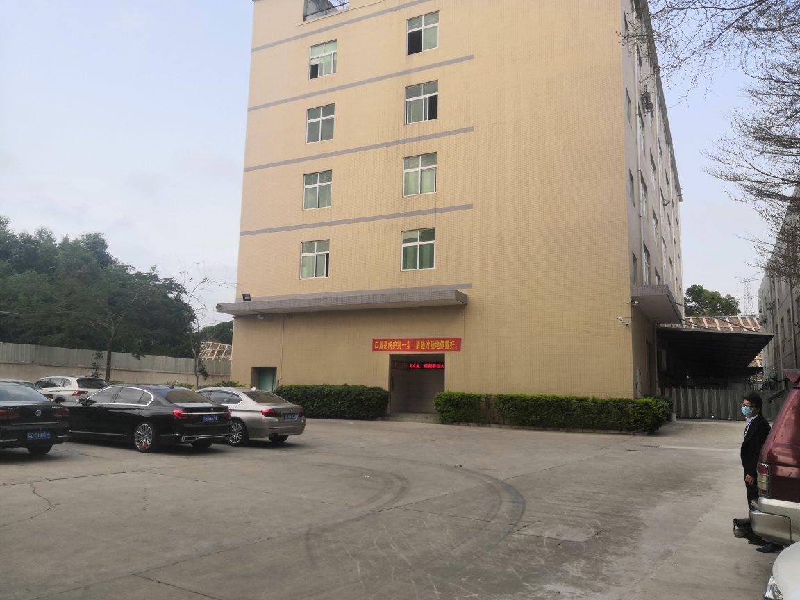 实际面积出租四楼1460平,原房东厂房,价格便宜