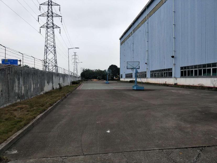 三水区西南工业园区3万平方独院厂房仓库出租任意分租隔独院