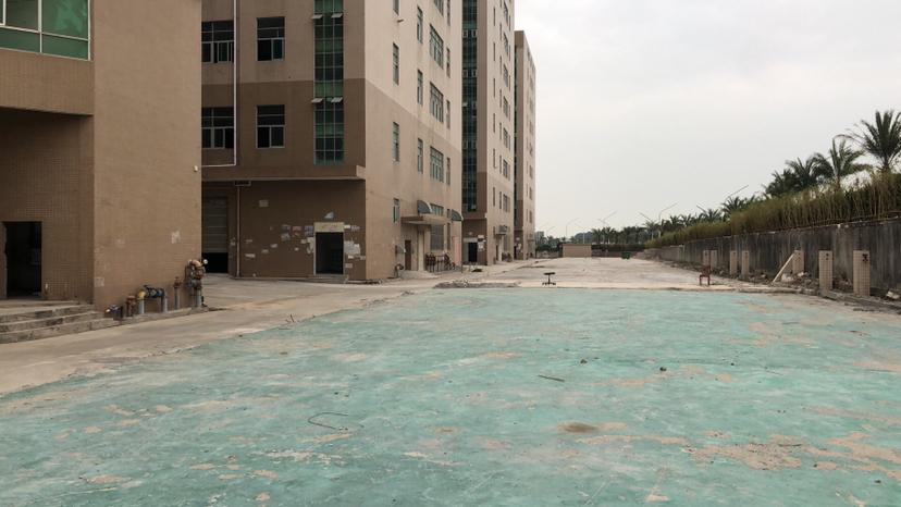 福永新和沿江高速出口附近最新出一楼3000平厂房。-图4