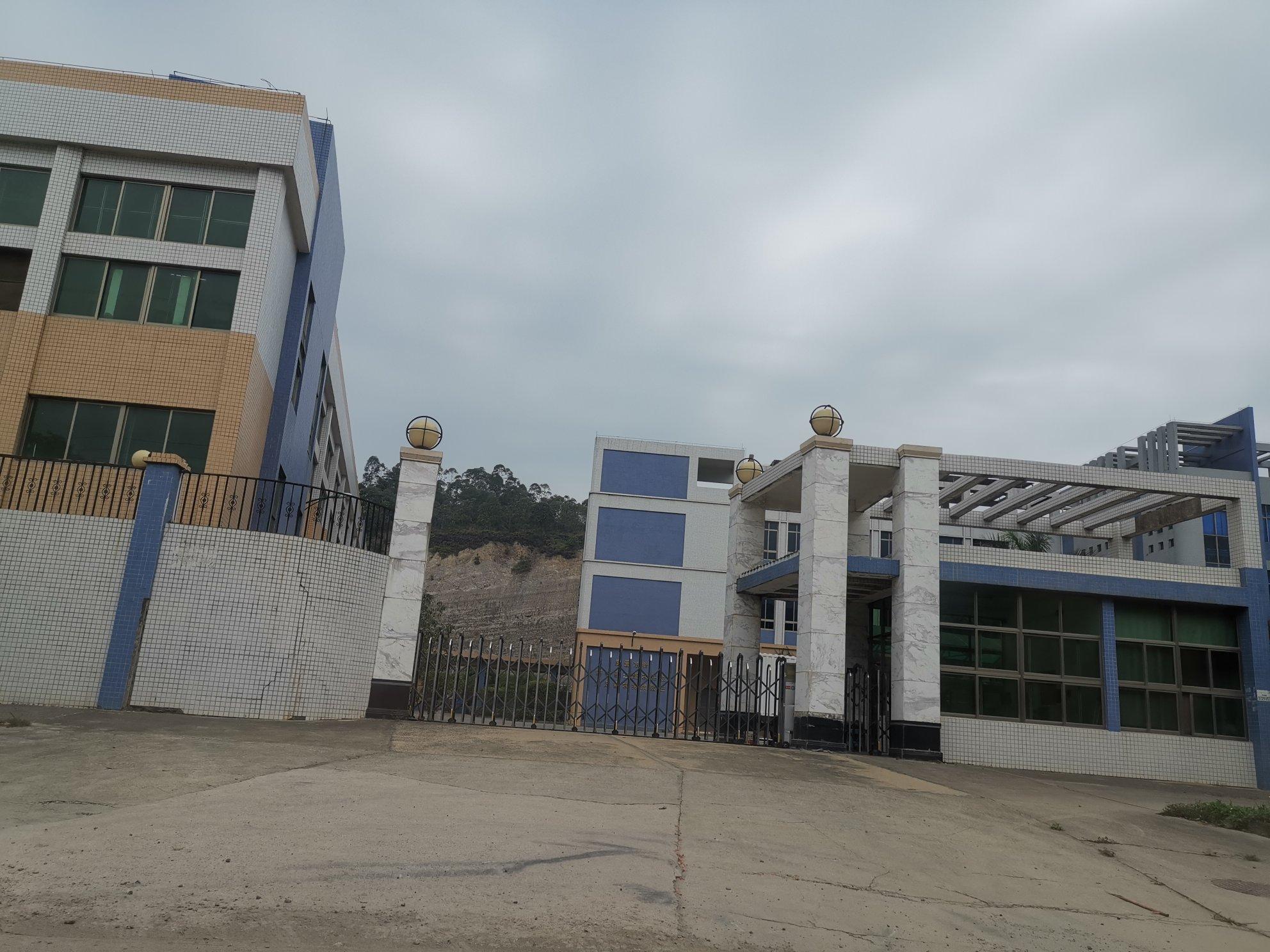 惠州四环路边空地23000平建筑15000平红本独院厂房出售