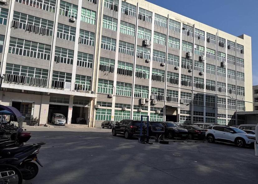 深圳坪山占地4776建筑6540国有证厂房出售5000万