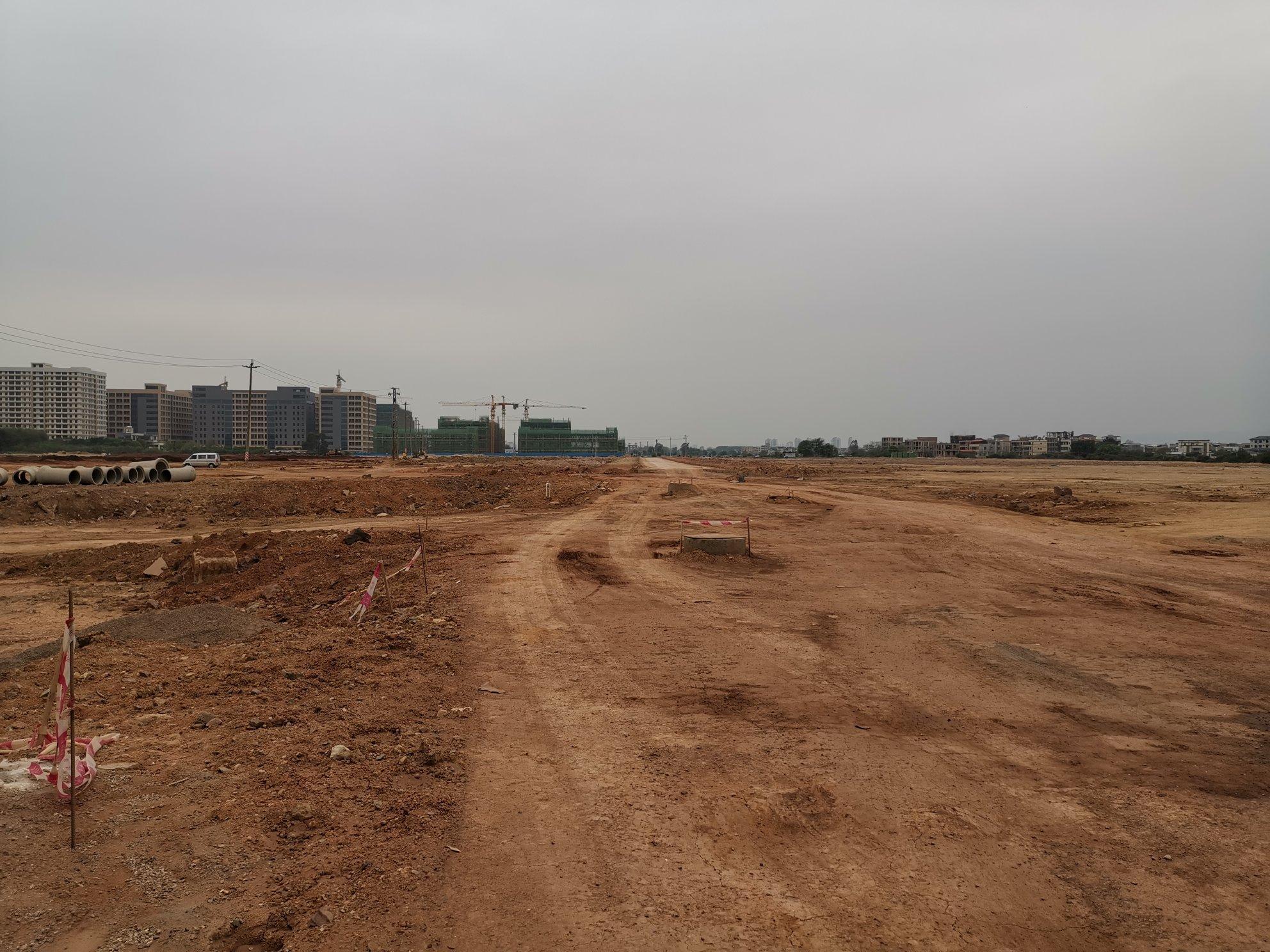 近东莞占地20000m²集体证土地出售