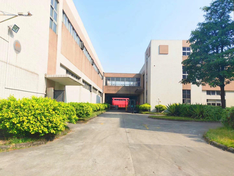 番禺石基占地12000平方建筑13500平方国有双证厂房出售