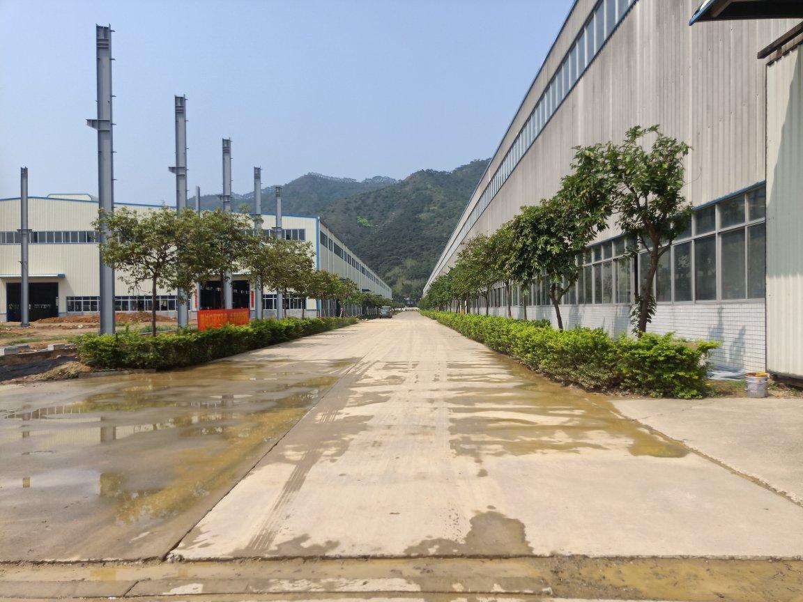 肇庆高要工业区独院重工业钢构70000方出租,证件齐全-图7