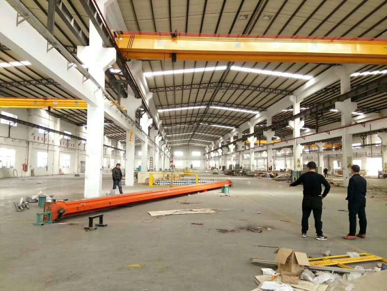 全新8米高独院钢结构占地面积6000平建筑4200售490万