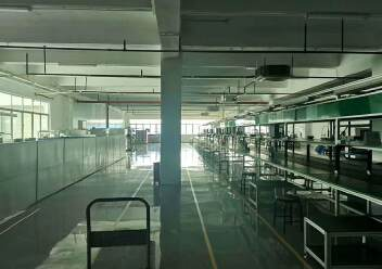 龙华清湖独门独院仓库厂房23000平带整层精装修无尘车间可分图片4