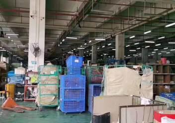 龙华清湖独门独院仓库厂房23000平带整层精装修无尘车间可分图片5
