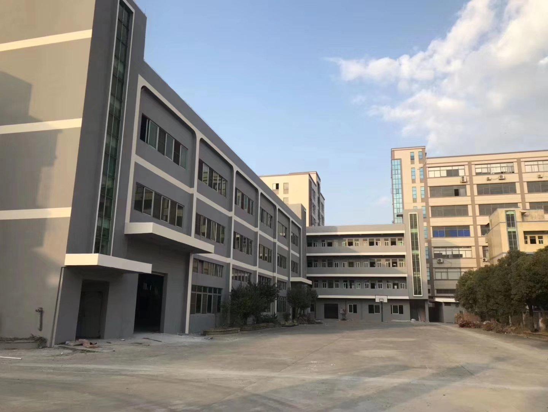 佛山市龙江镇8000平米独院厂房出租,形象超好花园式厂房