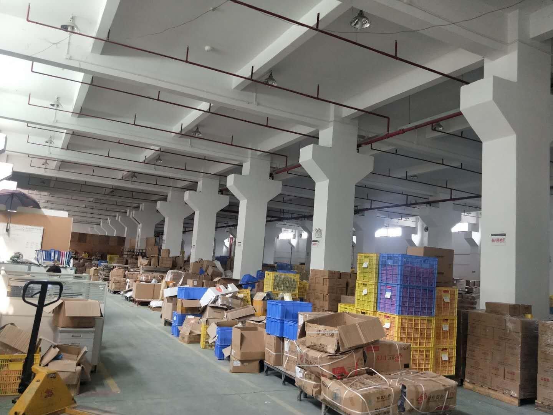 惠州博罗泰美新出一楼标准厂房5000平方带牛角位证件齐全