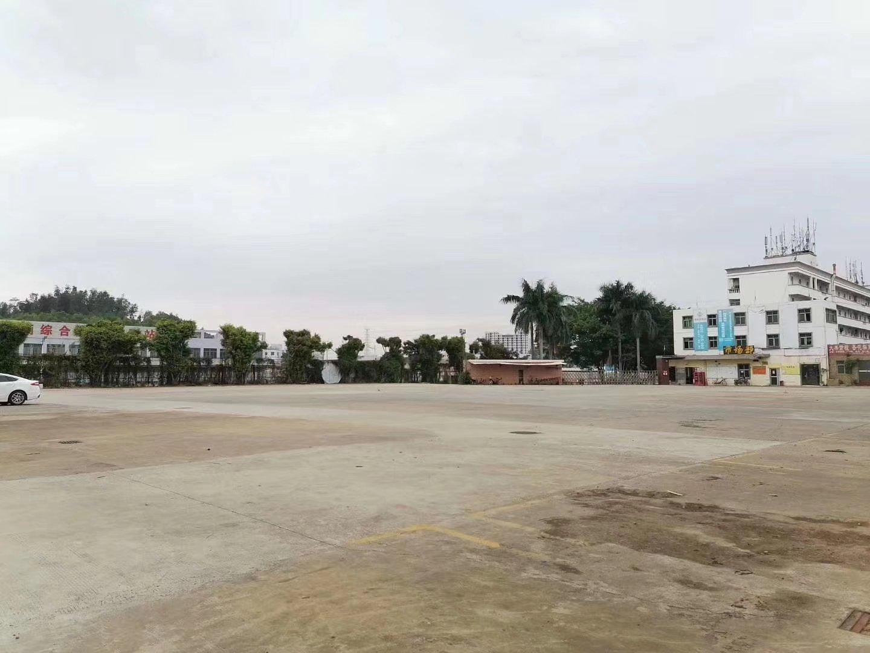深圳观澜4万平高15米独门独院钢构仓库出租,合同10年,
