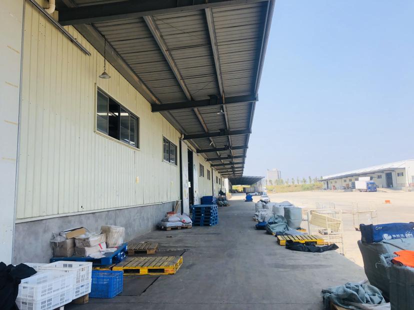 雨花环保科技园标准月台仓储500平米~6000平米仓储出租