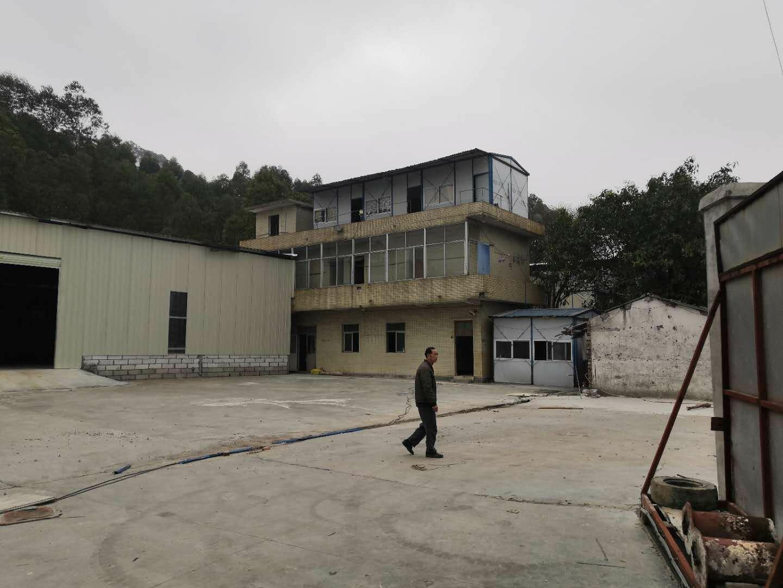 工业区简易厂房,实业客分租600方