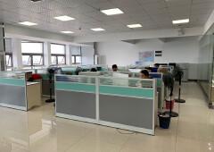 虎门358省道边商业大厦8楼501平方米带现成精装修转租