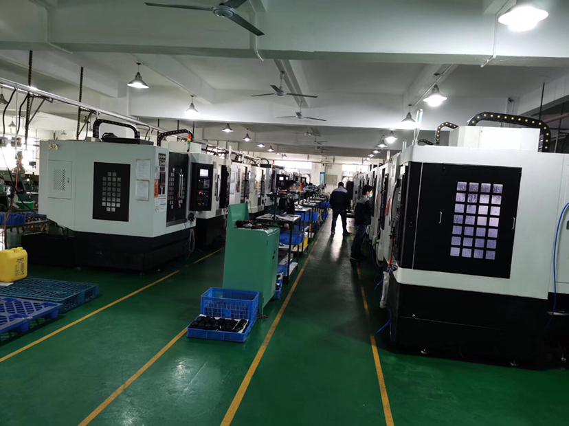 松岗沙浦围新出装修2500平方厂房