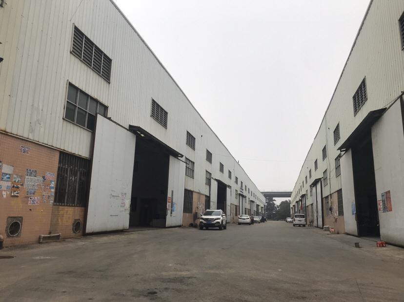 佛山南海区官窑一手房东正规工业区6000方出租,带航车10吨