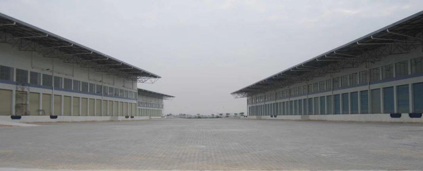 东莞虎门(沙田段)大型丙二类高标物流包57000平对面招租。
