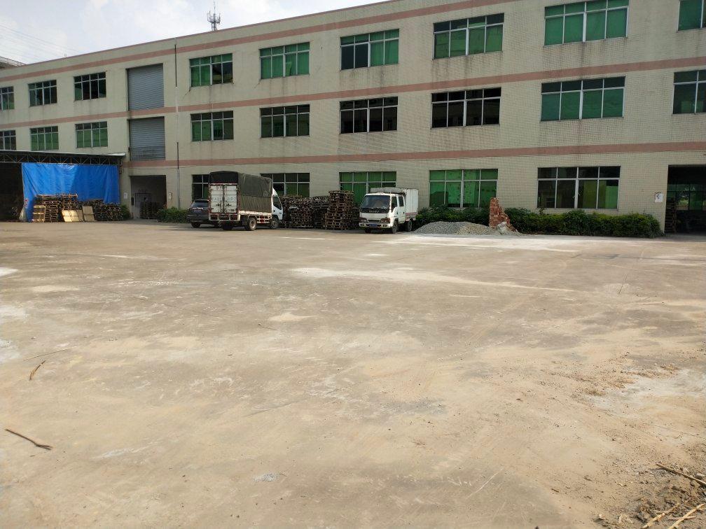 荔湾区新出标准厂房8900平方,可办环评