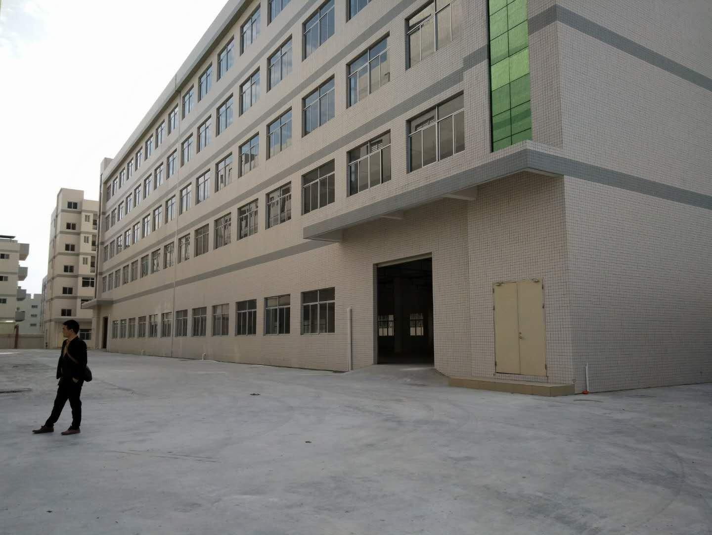 深圳市大鹏新区,双证齐全,花园式厂房出售