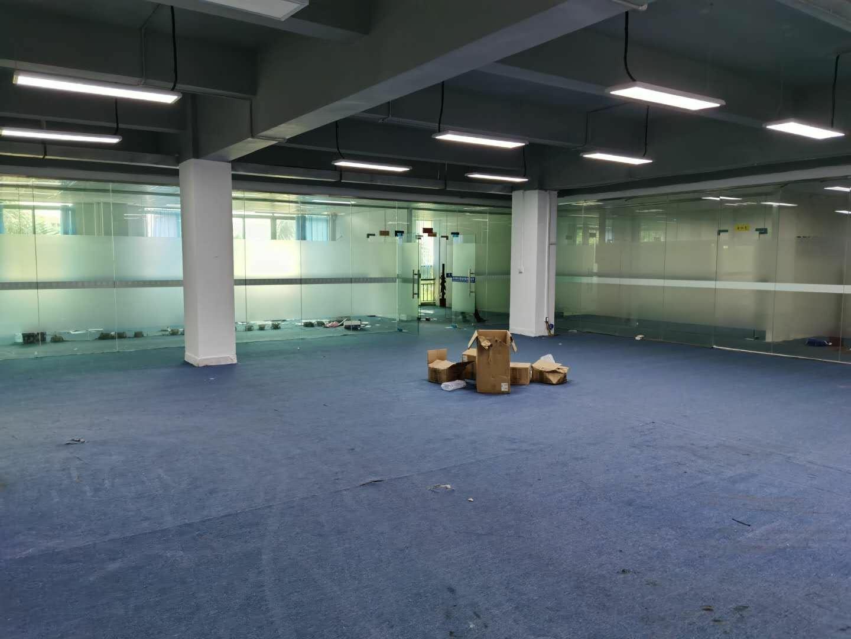 深圳龙华清湖轻轨站旁边新出精装修带办公室厂房780平出租-图6