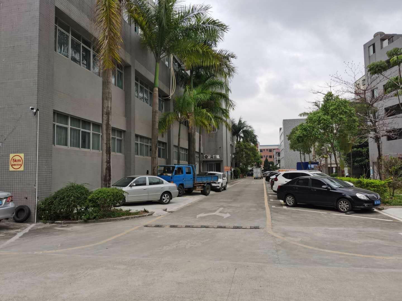 深圳龙华清湖轻轨站旁边新出精装修带办公室厂房780平出租