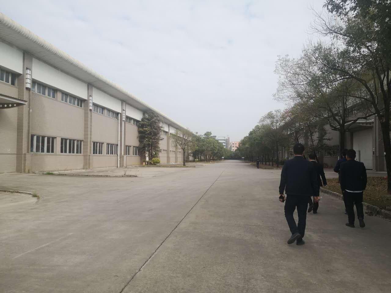长安镇乌沙新出单一层仓库16000平10米高可以分租