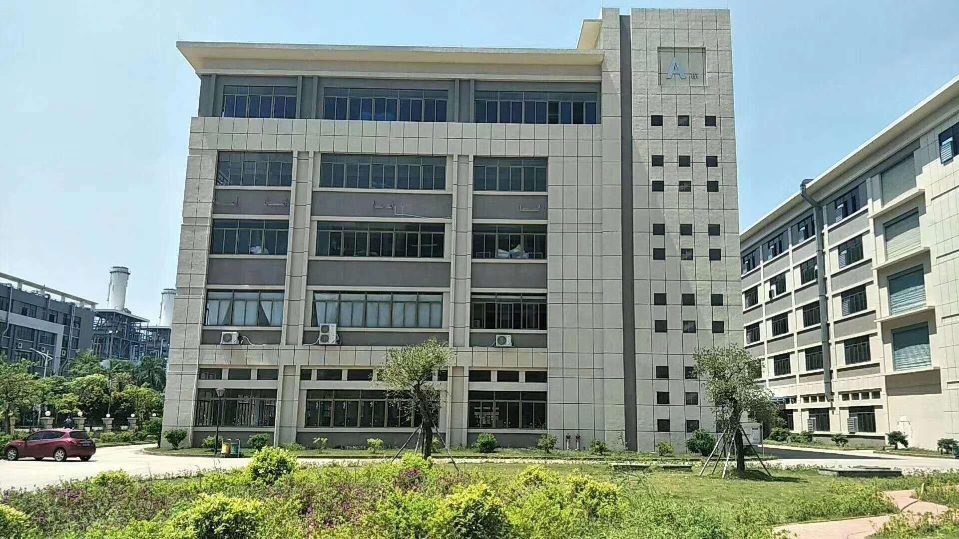 石岩花园式国有厂房出售,总建筑面积73677.46平方!