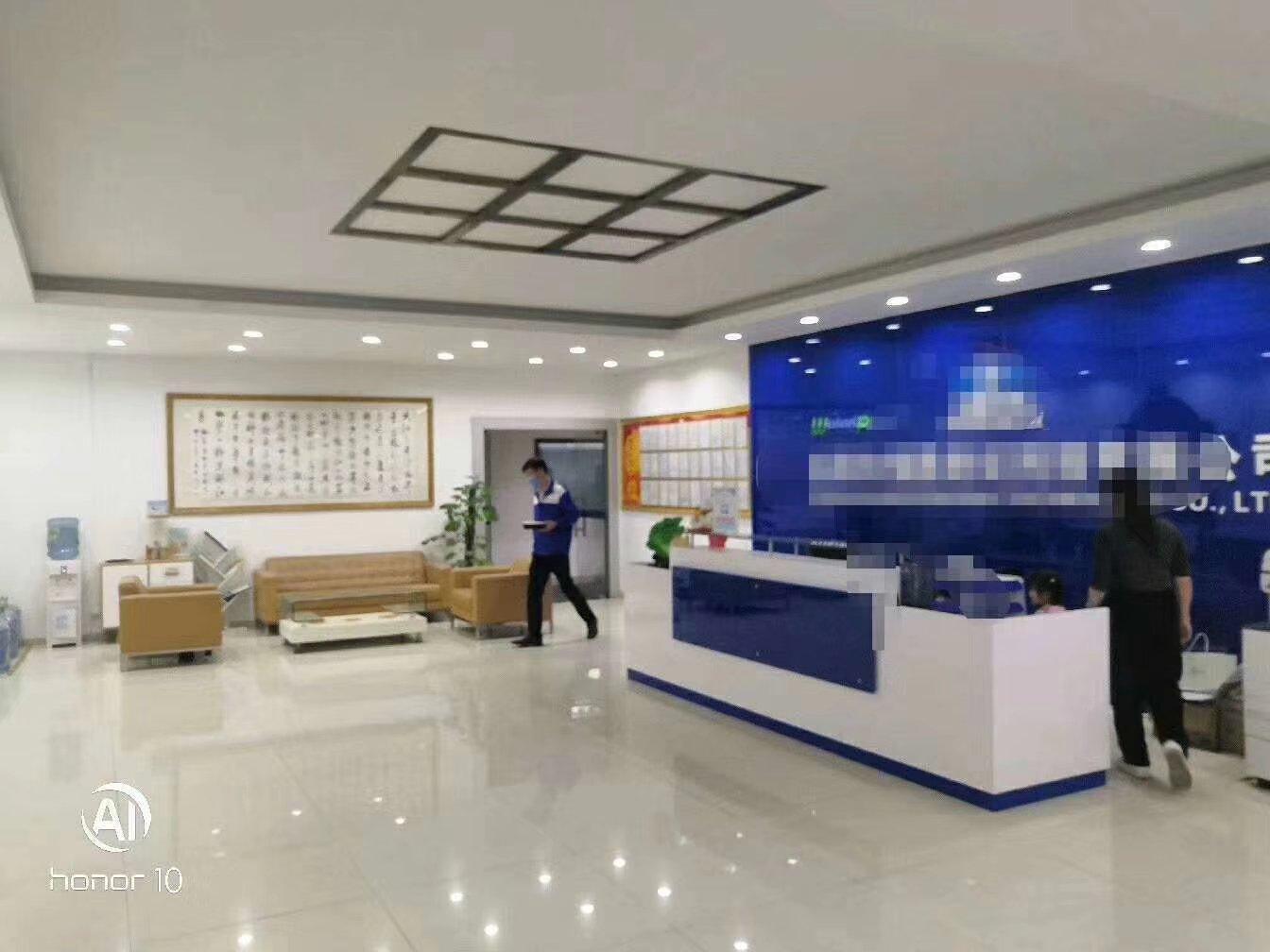 福永沿江高速出口附近楼上2480平精装厂房出租