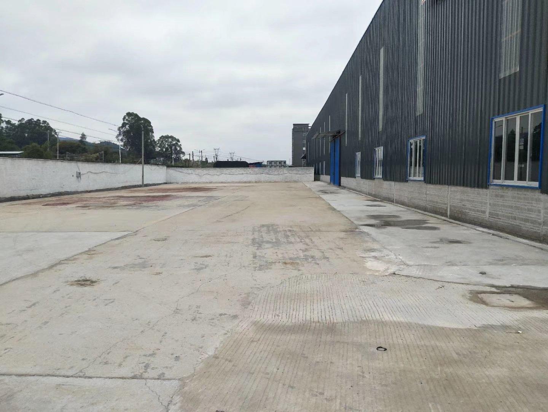 佛山高明区新出平台高台物流仓库厂房。