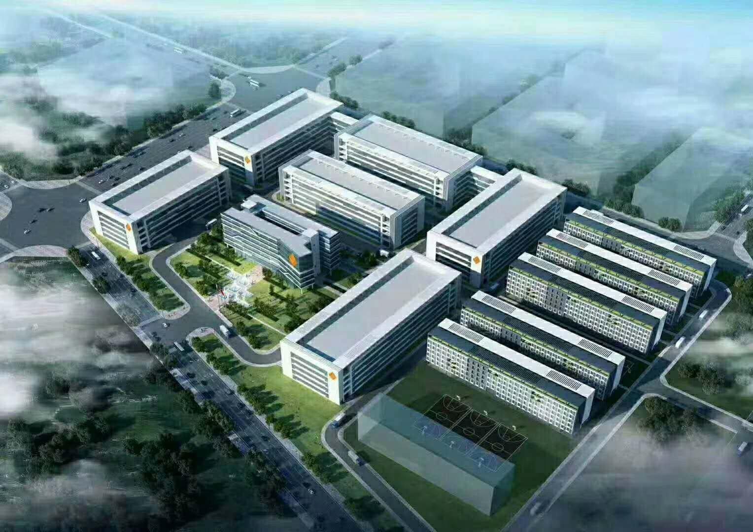 深圳周边工业园出售。股权过户,十年回本