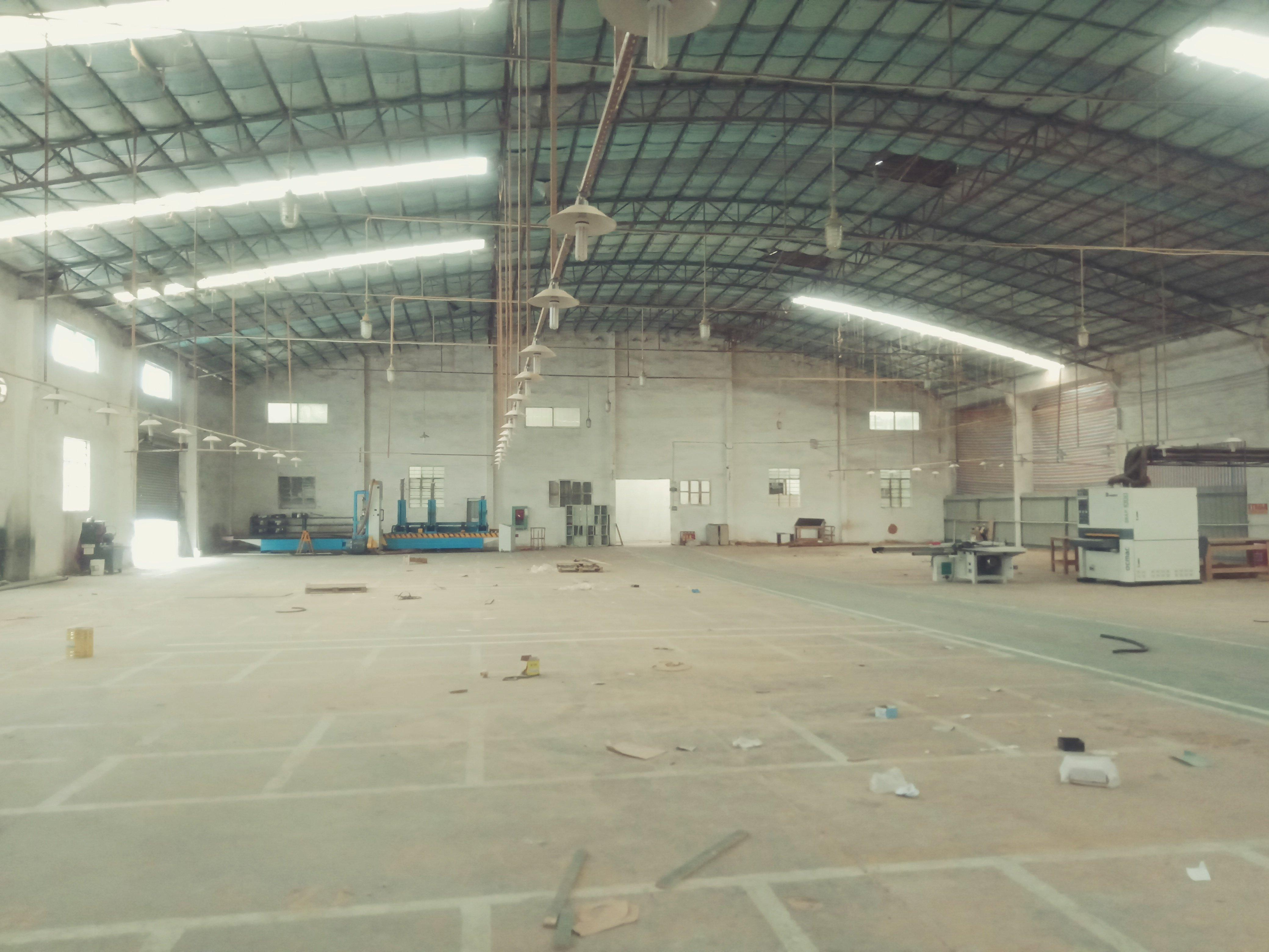 南海九江单一层独门独院厂房出售1600平米