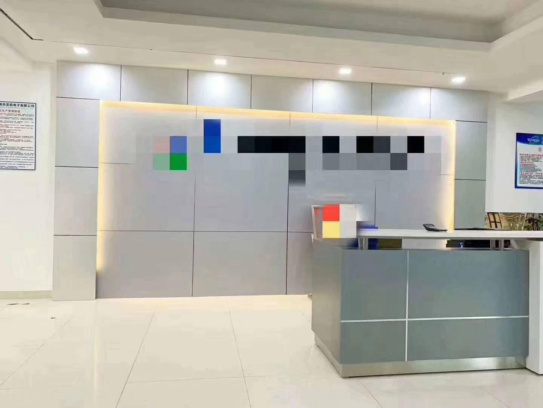 福永和平高新科技园新出楼上豪华装修800平方、厂房格局方正,-图7