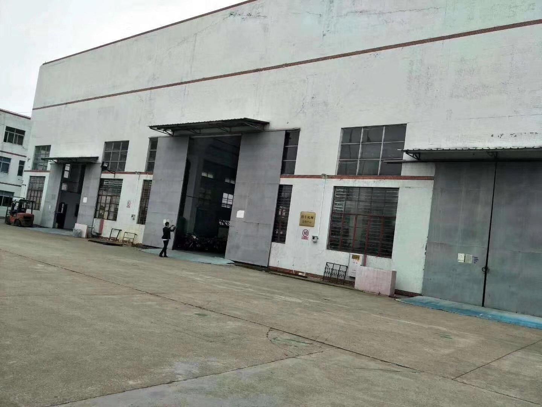 番禺区单一层滴水13米带天车独院厂房4500㎡,带6台行车