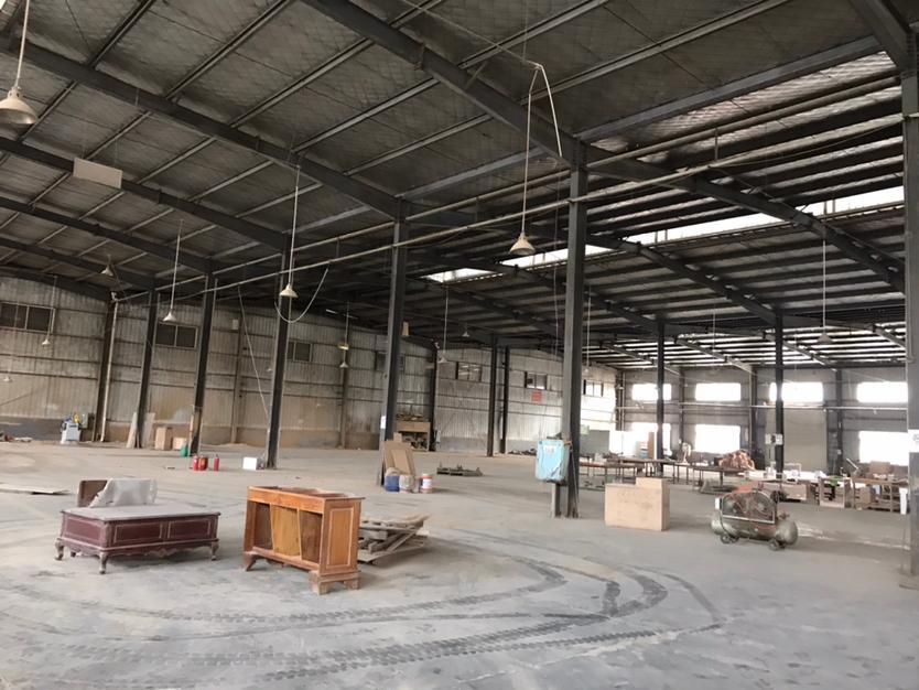 芙蓉北路湘阴交汇出3000平钢结构园区厂房-图4