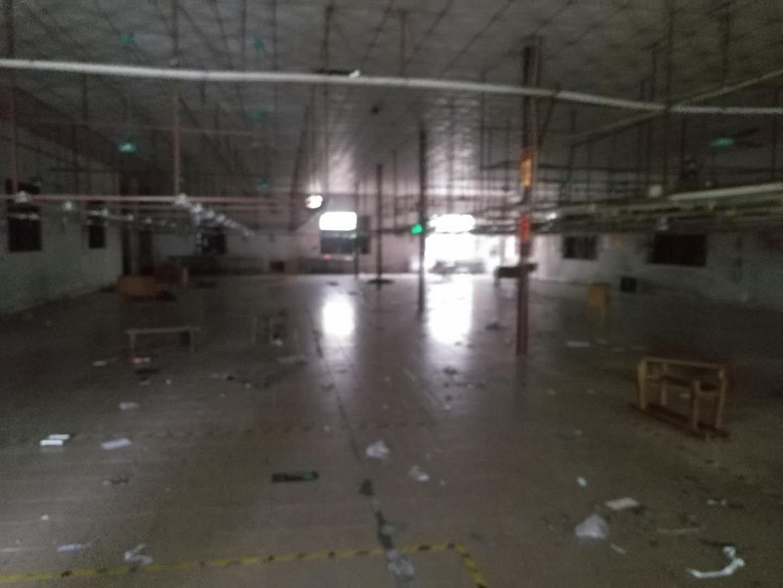 顺德均安新出原房东一楼现成制衣厂装修大小可分厂房2200方